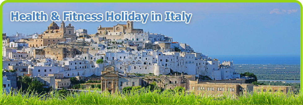 Fitness Holiday in Italy